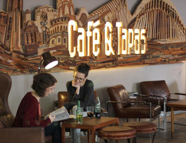 Café & Tapas, una de las marcas englobadas bajo el paraguas de Compañía del Trópico.