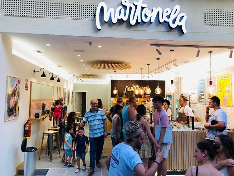 Martonela abre centro Granada
