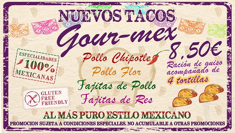 Tacos Gourmex Ricos Tacos