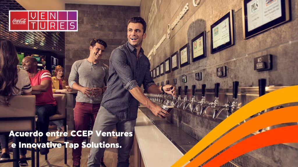 CCEP Ventures and ITS Image - ESP