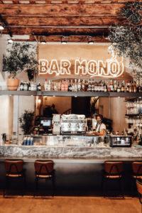 Bar Mono